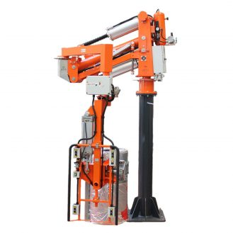Choosing the right industrial manipulator
