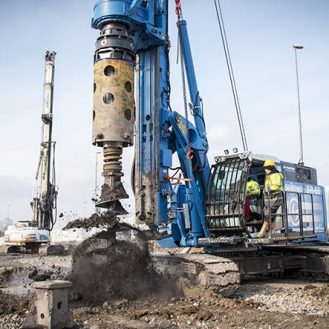 Choosing the right drilling rig