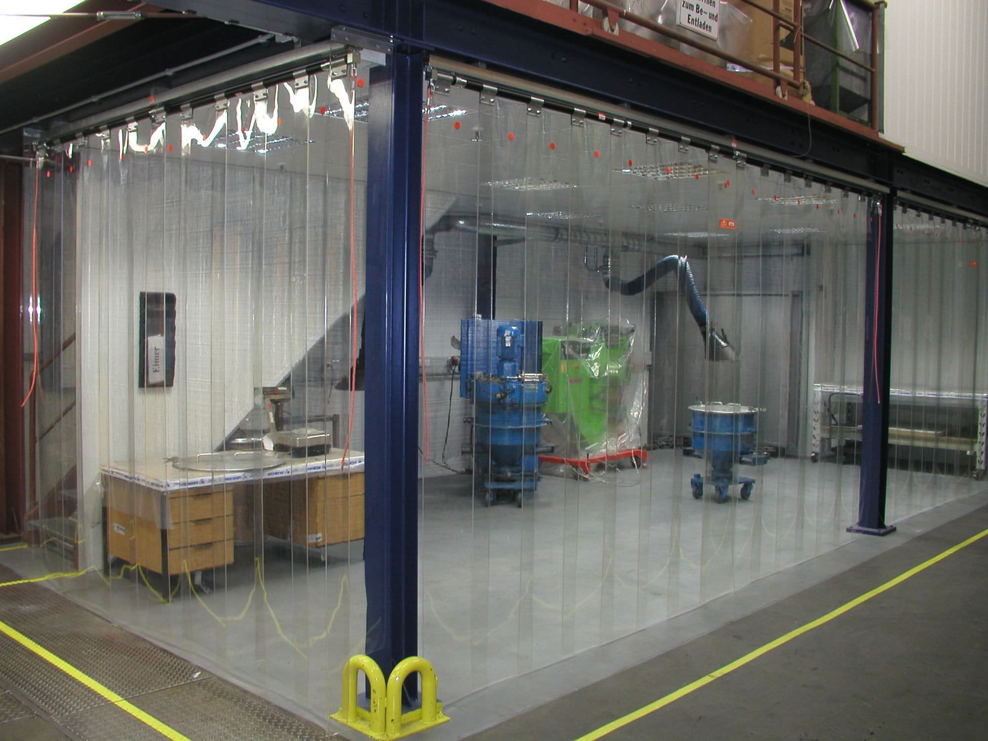 clear-flex flexible strip door